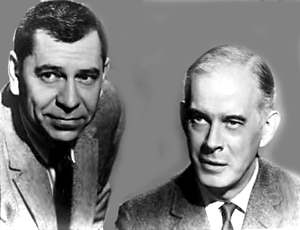 Dragnet - Jack Webb, Harry Morgan