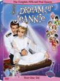 I Dream of Jeannie on DVD