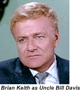 Brian Keith as Uncle Bill