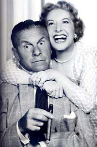 Burns and Allen, George Burns and Gracie Allen