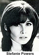 Stephanie Powers in The Girl from U.N.C.L.E.