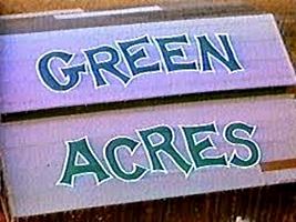 Green Acres - 60s tv show