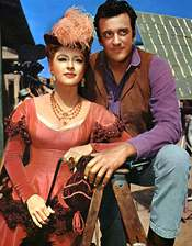 Gunsmoke - James Arness, Amanda Blake