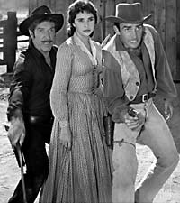 James Drury, Richard Boone
