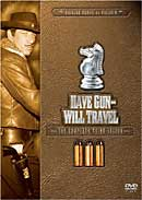 Have Gun WIll Travel DVD