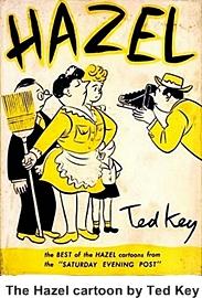 Hazel- 60s comedy television