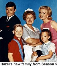 classic 1960s TV - Hazel