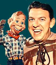 Howdy Doody with Buffalo Bob Smith