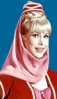 I Dream of Jeannie - Barbara Eden