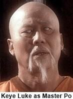 70s retro tv - kung fu