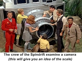 1960s scifi tv shows
