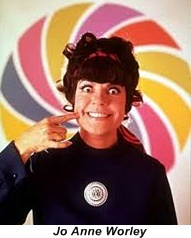 Jo anne worley Laughin