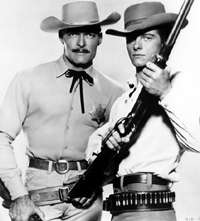 Lawman - John Russell, Peter Brown