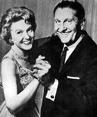 Lawrence Welk with Norma Zimmer