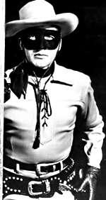 Lone Ranger - John Hart