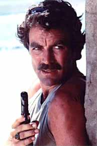 Tom Selleck as Magnum