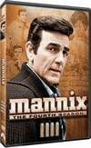 mannix on dvd