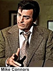 mannix starring mike connors
