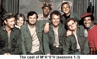 1970s TV, MASH with Alan Alda