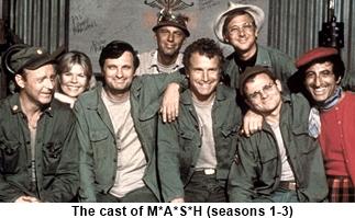 1970s TV, MASH with Alan Alda