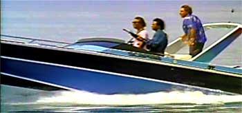 Miami Vice Boat