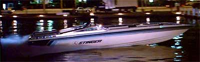 Chris Craft Stinger