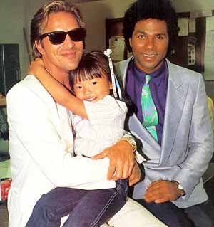 Don Johnson, Philp Michael Thomas