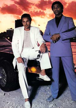 Don Johnson and Philip Michael THomas