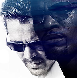 Colin Farrell and Jamie Foxx