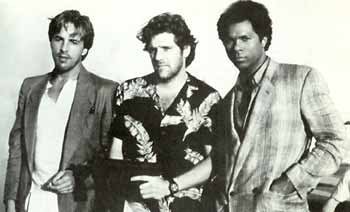 Glenn Fry, Don Johnson, Philip Michael Thomas