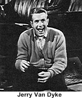 Jerry van Dyke - 60s comedy tv program