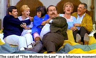 1960s sitcoms comedies