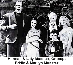 60s hit show Munsters