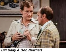 Bill Daily & Bob Newhart