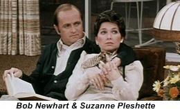 Bob Newhart & Suzanne Pleshette