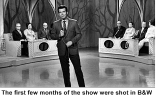 60s television game shows