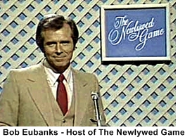 60s tv game shows - the newlywed game