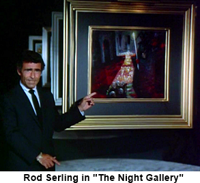 Night Gallery 1970s sci fi