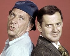 1970s old tv comedies Jack Klugman