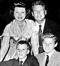 Ozzie and harriet and Ricky Nelson