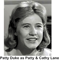 1960s comedies - Patty Duke Show