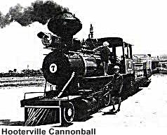 hooterville cannonball - 1960s funny shows