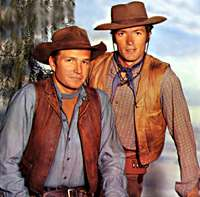 Rawhide, Clint Eastwood, Eric Fleming