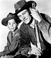 Rifleman with Chuck Connors and Johnny Crawford
