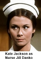 Kate Jackson starred in The Rookies