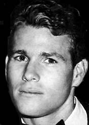 Ryan O'Neal on Peyton Place