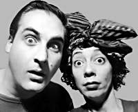 Sid Caesar and Imogene Coco
