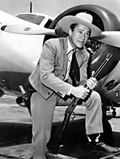 Kirby Grant as Sky King
