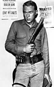Steve McQueen in Wanted Dead or Alvie