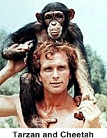 1960s kids programs - Tarzan